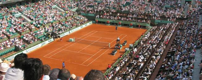 Tennis Paris Heute